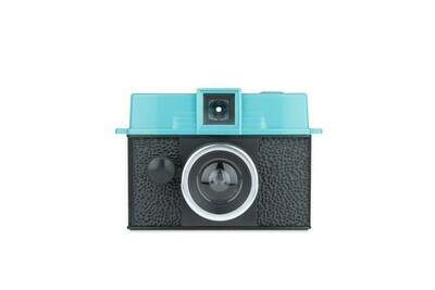 Diana Baby 110 camera with 24mm lens