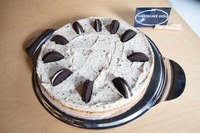 Whole Oreo Cheesecake - FROZEN