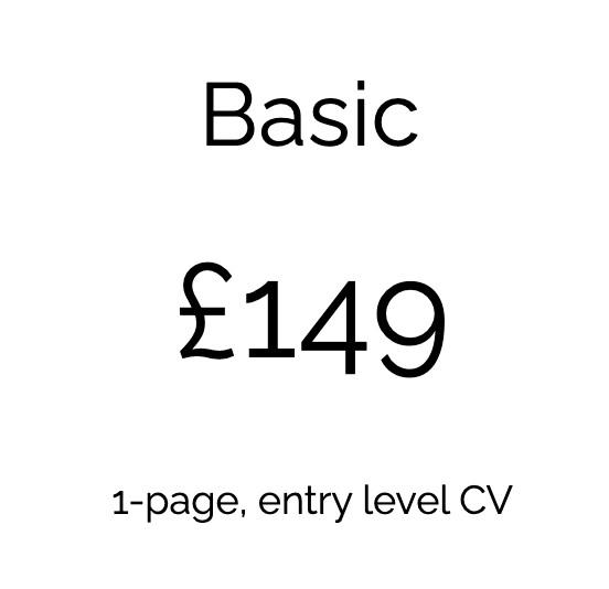 BASIC CV Package