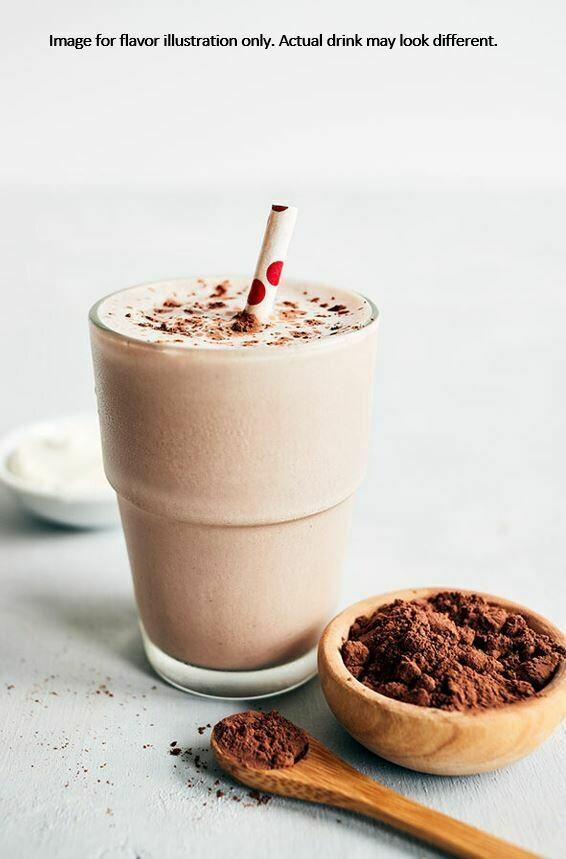 REBUILD Chocolate Cafe Latte