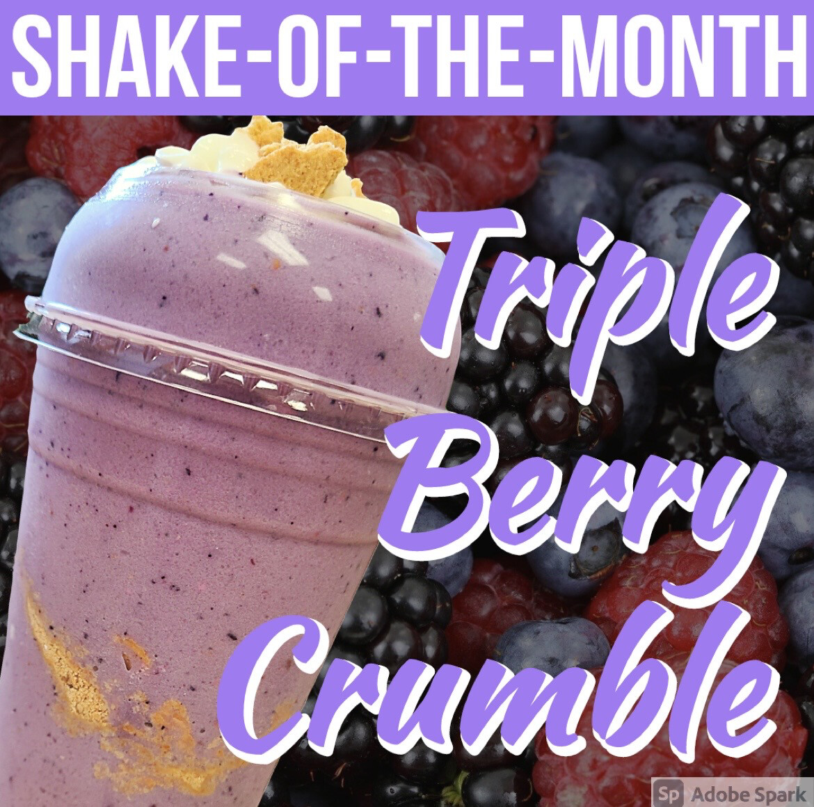 Shake of the Month