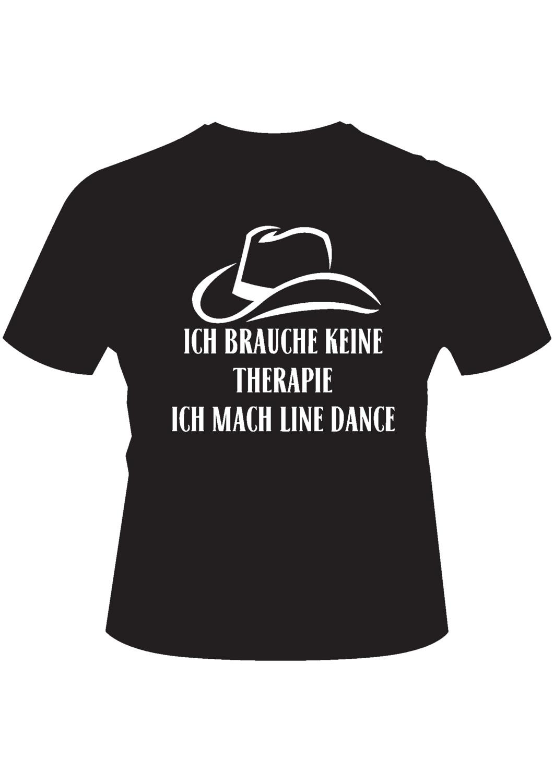 Ich Brauche keine Theraphie ich mache Linedance