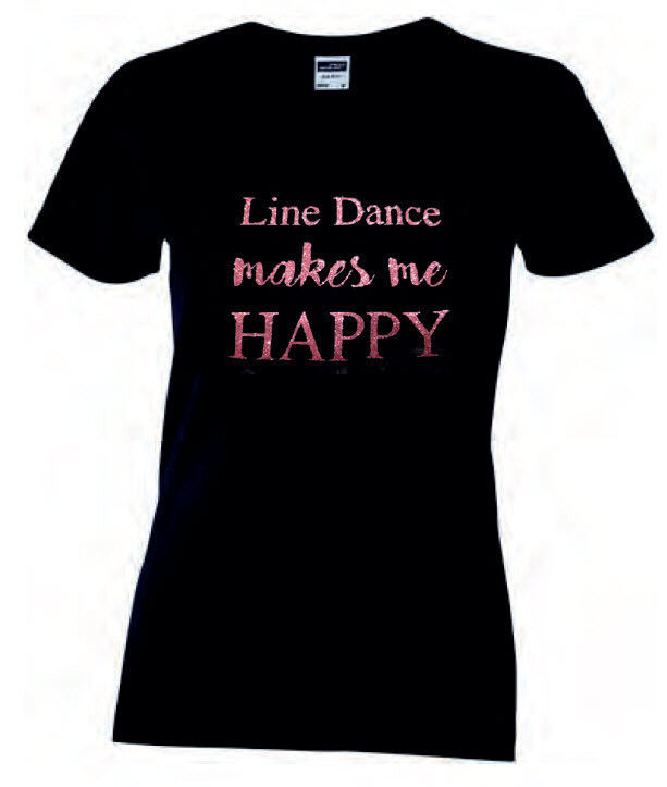Line Dance makes me HAPPY