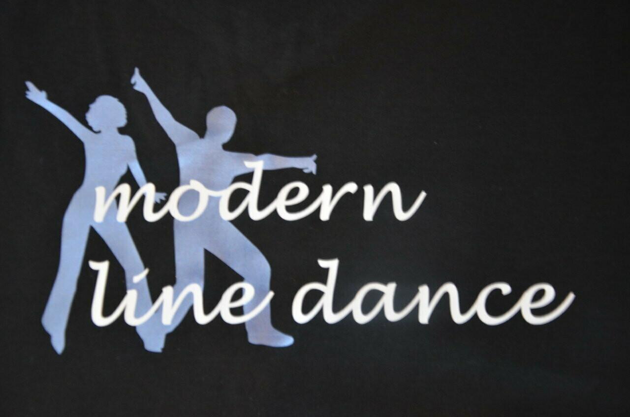 2 Tänzer - modern line dance