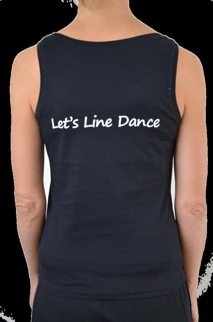 Let's Line Dance Top