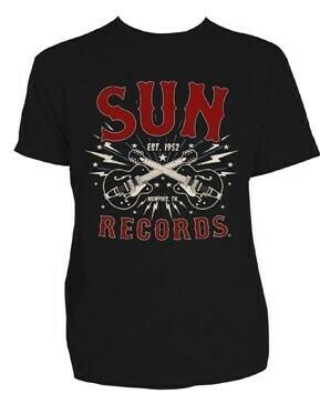 Sun Guitar-N-Bolts-Tee
