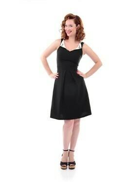 Sail Away Dress Black