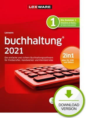 Lexware buchhaltung 2021 (Abo-Version) Downloadversion