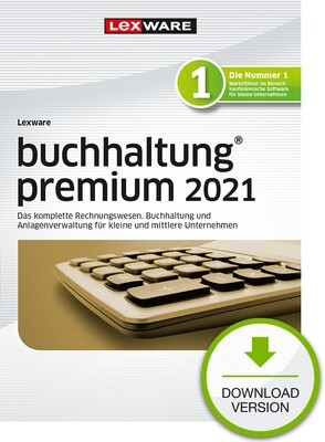 Lexware Buchhaltung premium 2021 (Abo-Version) Downloadversion