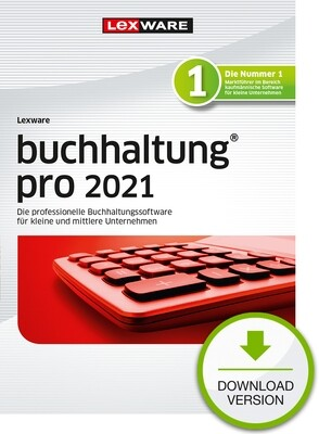 Lexware buchhaltung pro 2021 (Abo-Version) Downloadversion