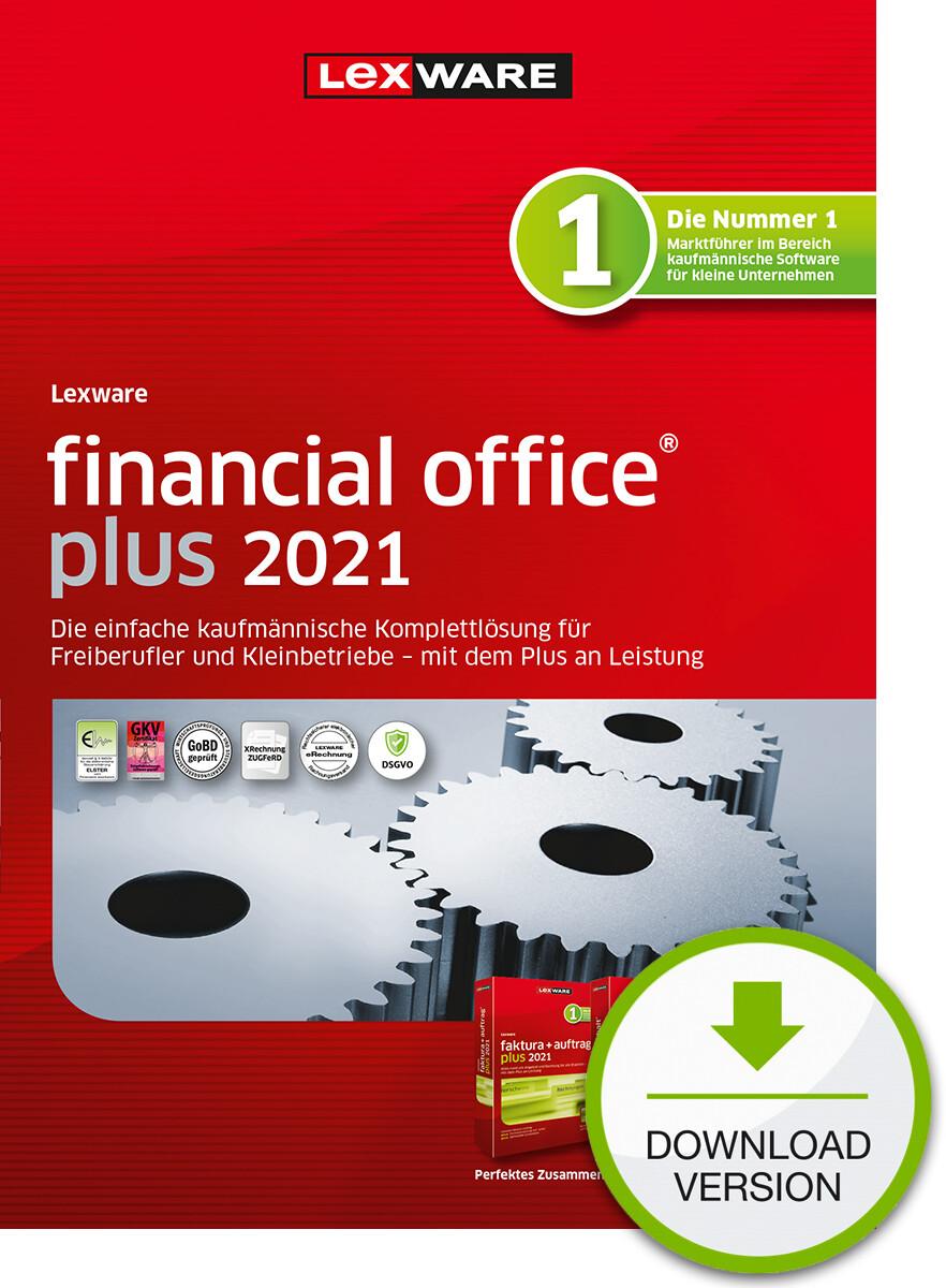 Lexware Financial Office plus 2021 (Abo-Version) Downloadversion