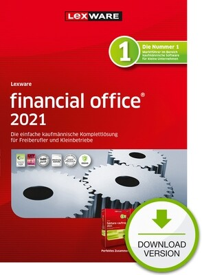 Lexware Financial Office 2021 (Abo-Version) Downloadversion
