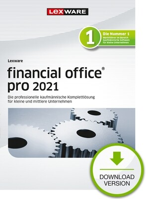 Lexware Financial Office pro 2021 (Abo-Version) Downloadversion