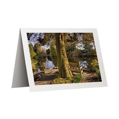 Photo Card - Altamont Gardens