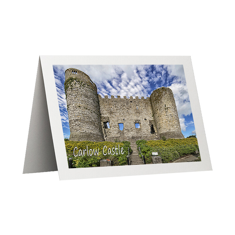 Photo Card - Carlow Castle