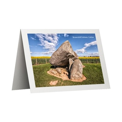 Photo Card - Brownshill Dolmen