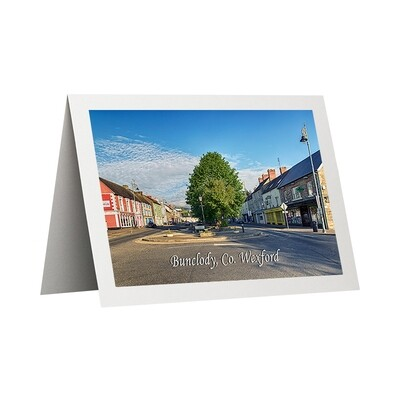 Photo Card - Main Street, Bunclody