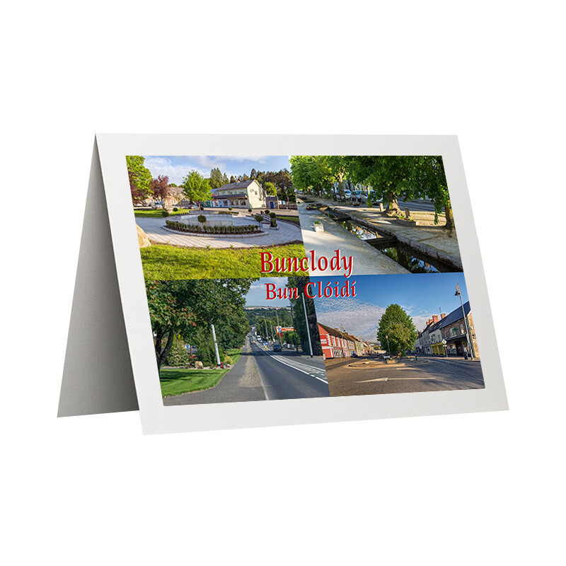 Photo Card - Bunclody, Co. Wexford