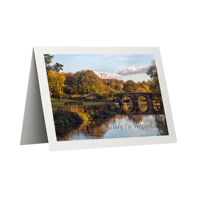 Photo Card - Slaney Bridge