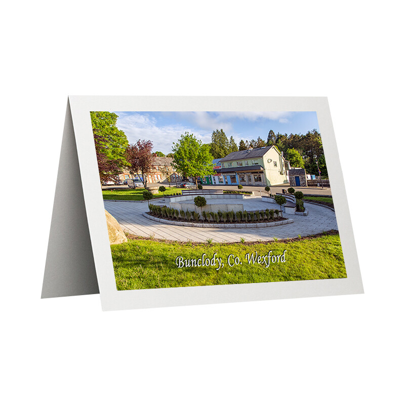 Photo Card - Bunclody Town Park