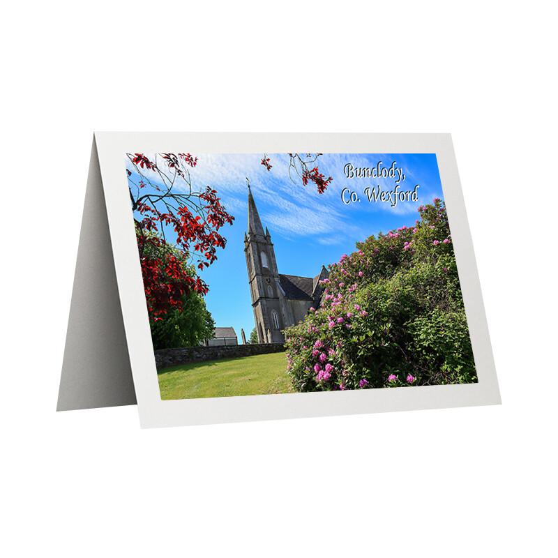 Photo Card - St. Mary's Church, Bunclody