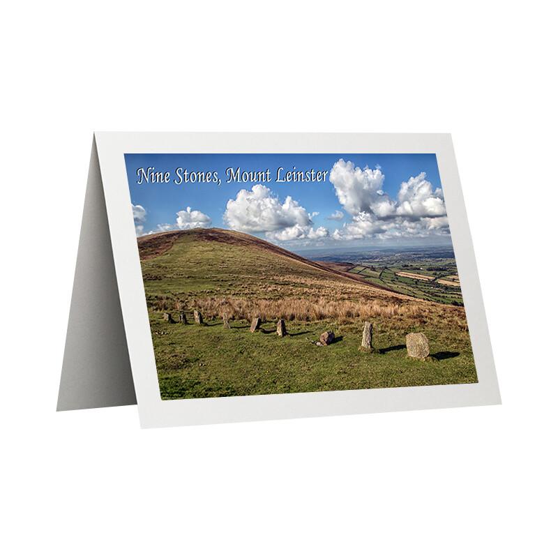 Photo Card - Nine Stones