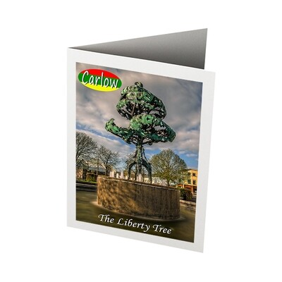 Photo Card - Liberty Tree