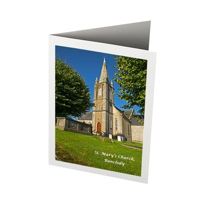 Photo Card - St. Mary's Church, Bunclody