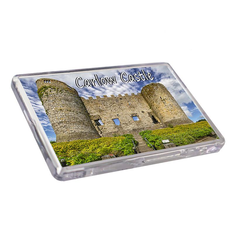 Fridge Magnet - Carlow Castle