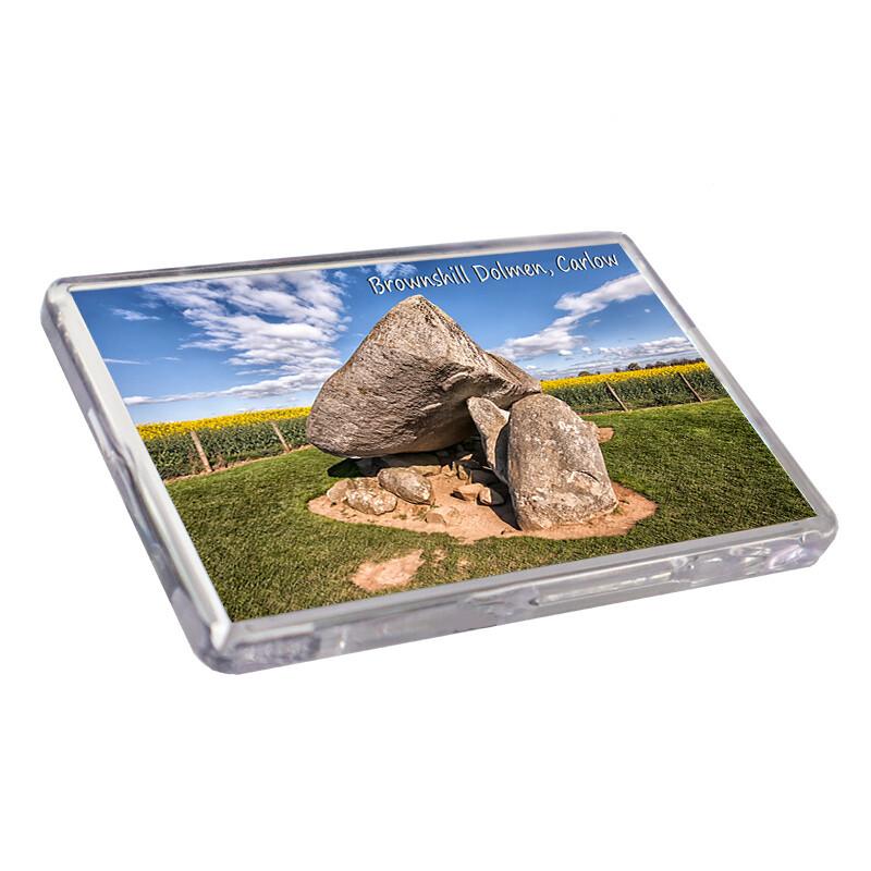 Fridge Magnet - Brownshill Dolmen