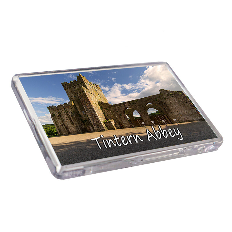 Fridge Magnet - Tintern Abbey