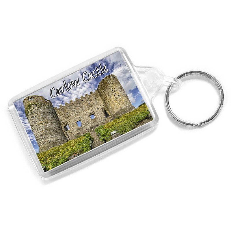 Keyring - Carlow Castle