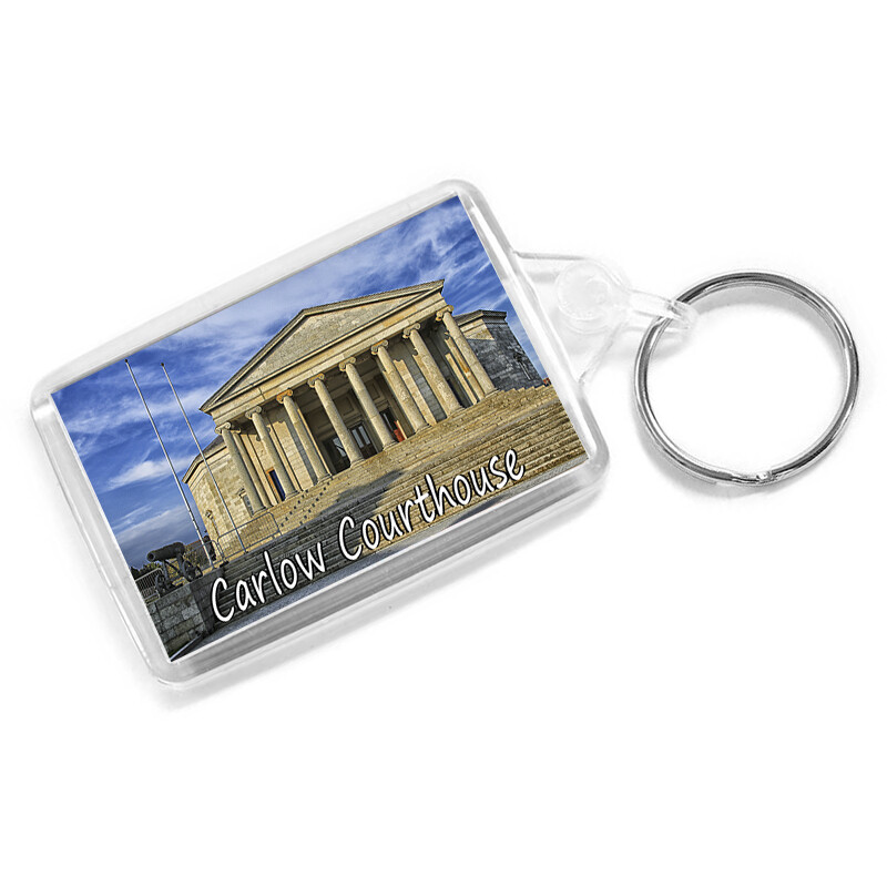 Keyring - Carlow Courthouse