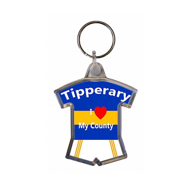 Keyring - I love my County - Tipperary