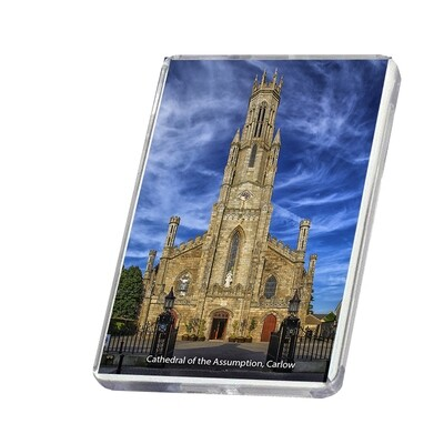 Fridge Magnet - Carlow Cathedral