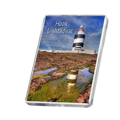 Fridge Magnet - Hook LIghthouse