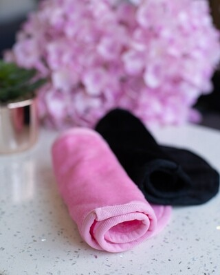 Make up Erasing Cloth Black