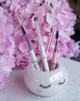 Crystal Mascara Wands Pink (re-usable)