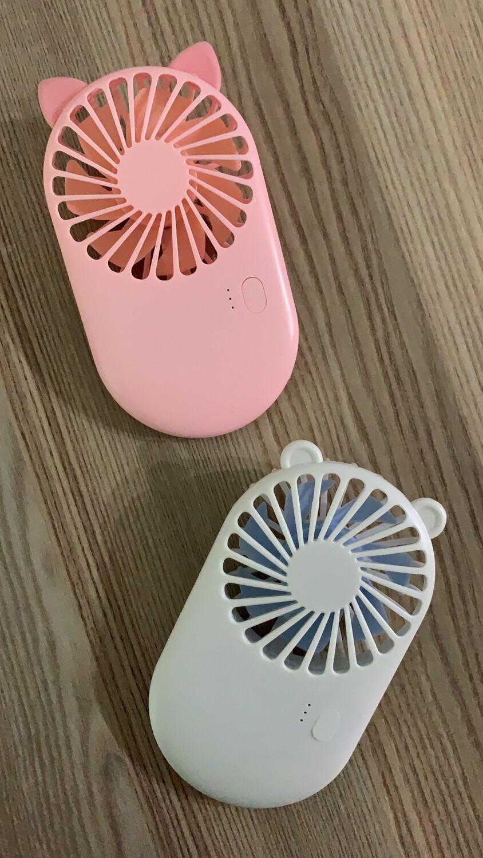Mini Fan - Pink
