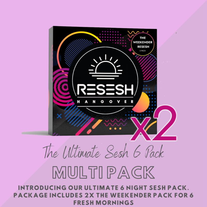Ultimate Sesh Pack
