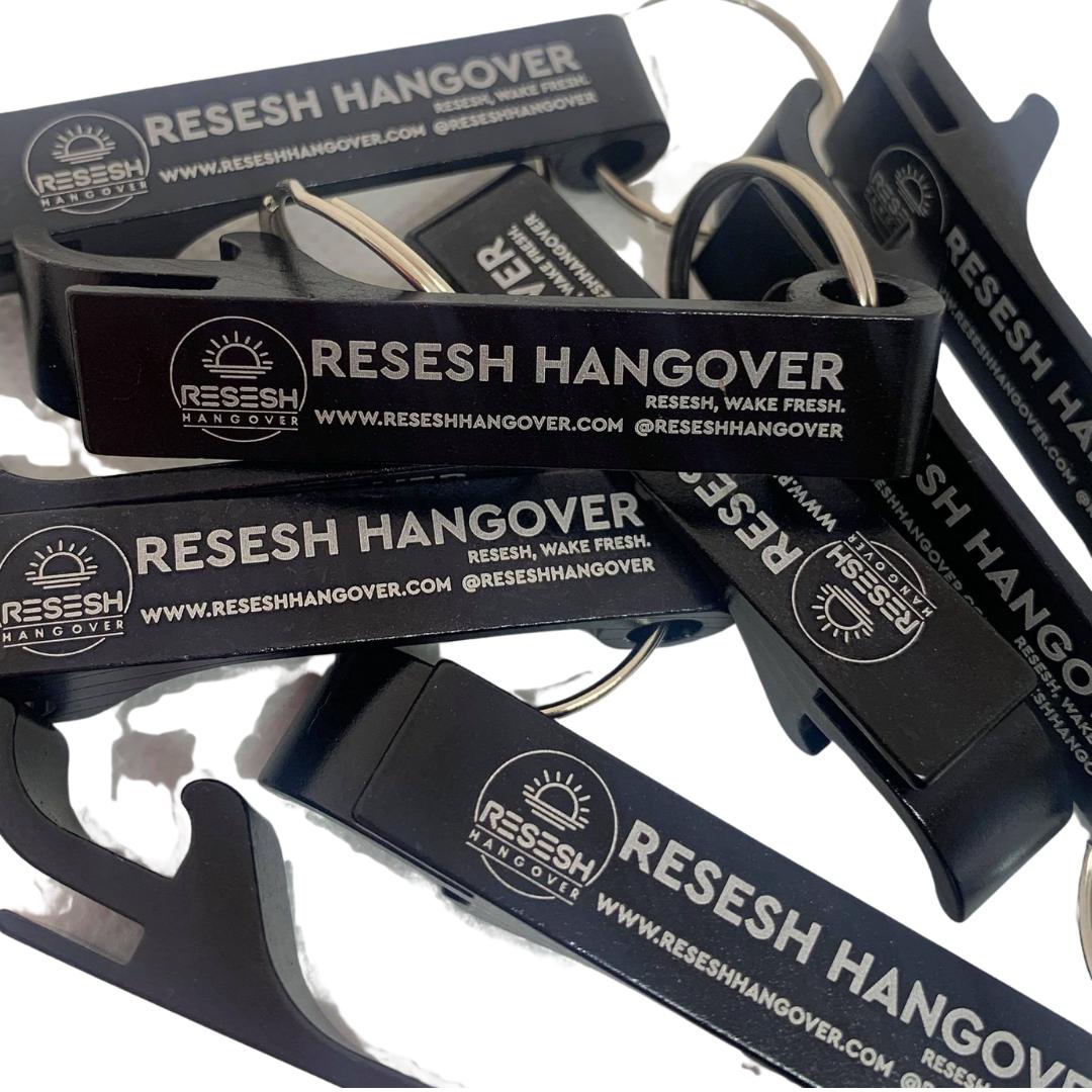 Resesh Bottle Opener