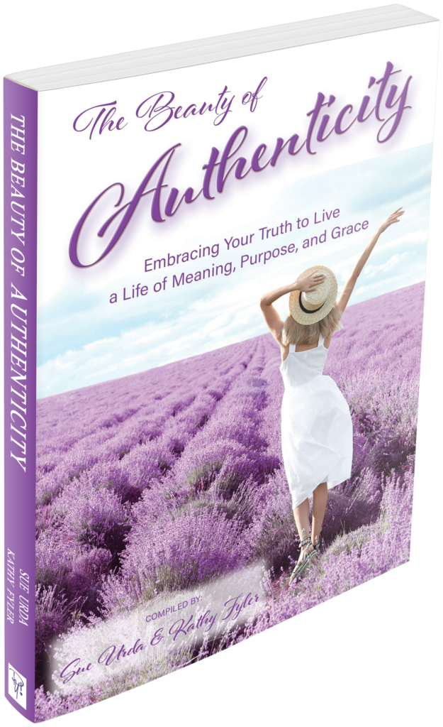 Book: The Beauty of Authenticity-signed copy by Trisha Schmalhofer