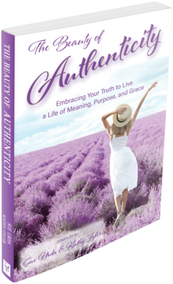 Book: The Beauty of Authenticity (signed copy)