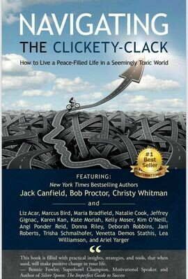 Book: Navigating the Clickety Clack (signed copy)