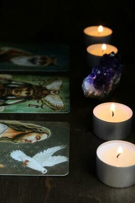 Intro to Intuitive Card Reading Class