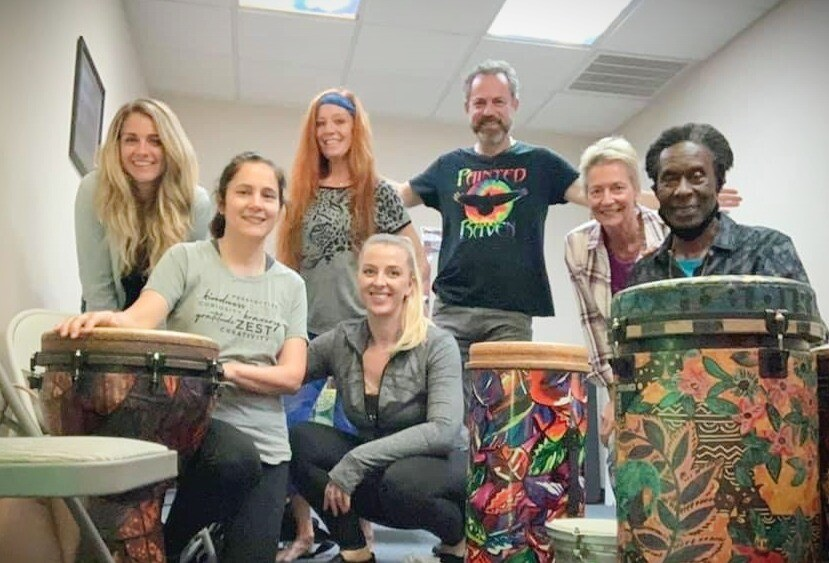 Alchemical Drumming with Fred Goodnight