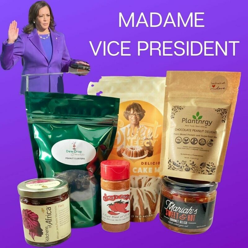 Madame Vice President