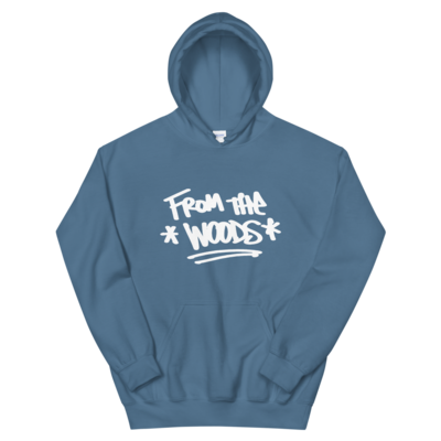 From The Woods Heavy Blend Hoodie