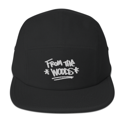 From The Woods 5 Panel Hat