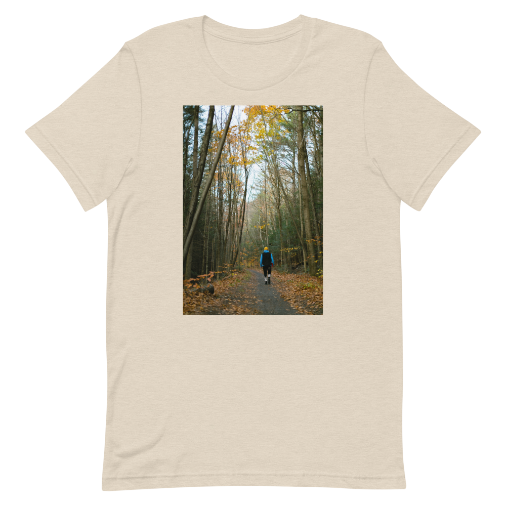 100% Cotton From the Woods Album Photo Unisex T-Shirt